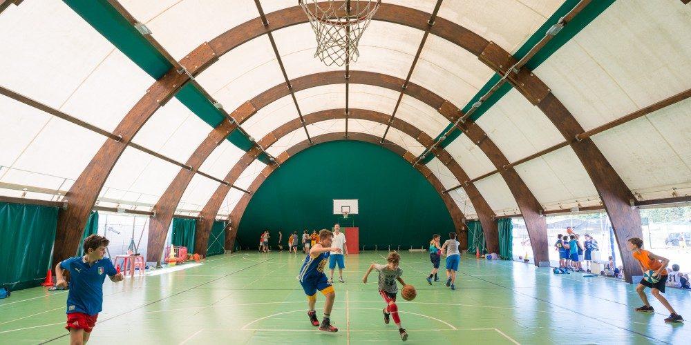 Campi di Basket