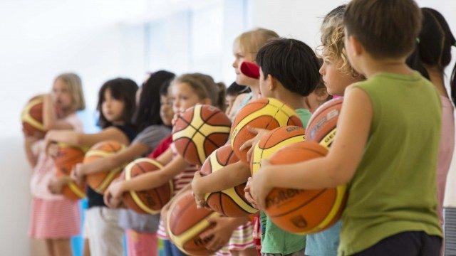 Per i gruppi sportivi